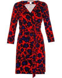 Diane von Furstenberg Reina Dress - Lyst