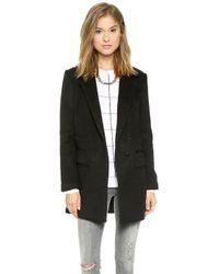 Joe's Jeans Sweater Coat  Black - Lyst