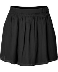 Zadig & Voltaire Pleated Mini Skirt - Lyst