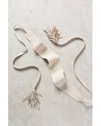 Anthropologie Cavaquinho Wrap Belt - Lyst