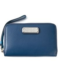 Marc By Marc Jacobs - 'new Q Halfsies Wingman' Wallet - Lyst