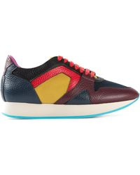 Burberry Prorsum 'The Field' Sneakers - Lyst