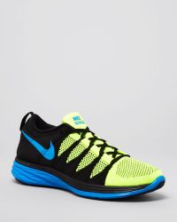 Nike Flyknit Lunar2 Sneakers - Lyst