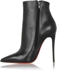 Christian Louboutin So Kate 120 Leather Ankle Boots - Lyst