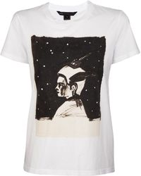 Marc By Marc Jacobs Bea On A Mission Tee - Lyst