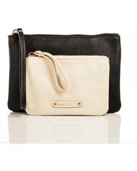 Linea Pelle Cosmetic Bag Set - Lyst
