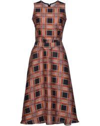 Rodarte | 3/4 Length Dress | Lyst