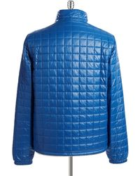 Lacoste | Quilted Waterproof Puffer Coat | Lyst