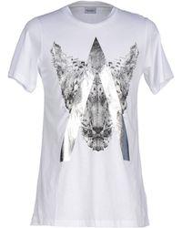 Marcelo Burlon | white T-shirt | Lyst