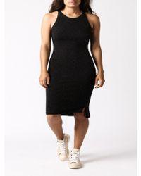 Azalea Confetti Bodycon Dress black - Lyst