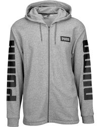 33b6a11a1a576 Rebel Full Zip Hoodie French Terry