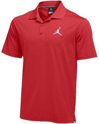 a89437eeb Nike Lightweight Drifit Polo Shirt in Blue for Men - Lyst