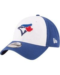 finest selection 34b04 8a085 KTZ Toronto Blue Jays Night Tropic 9fifty Snapback Cap in Black for Men -  Lyst