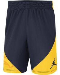 d72eff85 Nike Men's Oakland Raiders Practice Fly 3.0 Dri-fit Shorts in Black ...