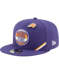 super popular 1277f e947c KTZ - Phoenix Suns Nba 9fifty On Stage Cap - Lyst