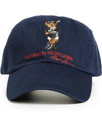 Polo Ralph Lauren - Classic Bear Cap - Lyst