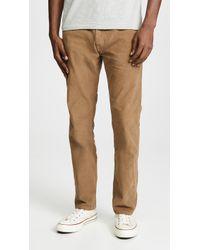 Save Khaki - Corduroy Trousers - Lyst