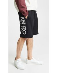 KENZO - Urban Shorts - Lyst