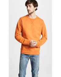 Albam - Classic Sweatshirt - Lyst