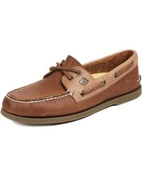 Sperry Top-Sider - A/o 2 Eye Daytona Boat Shoes - Lyst