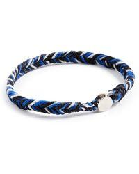 Scosha - Classic Fishtail Bracelet - Lyst