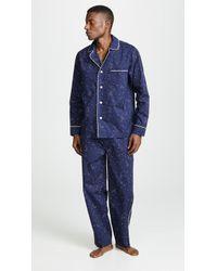 Sleepy Jones - Lowell Pyjama Set - Lyst