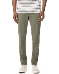 Norse Projects - Aros Lt Trousers - Lyst