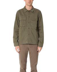 Alex Mill - Herringbone Military Jacket - Lyst