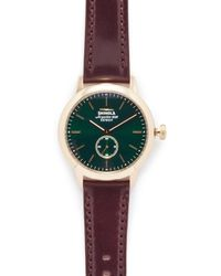 Shinola - The Bedrock 42mm Watch - Lyst