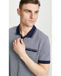 Ted Baker - Troop Polo Shirt - Lyst
