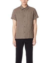A.P.C. - Janis Shirt - Lyst
