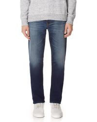 AG Jeans - 10 Years Shortcut Graduate Denim Jeans - Lyst