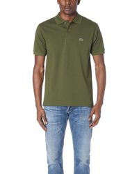 Lacoste - Short Sleeve Classic Polo - Lyst