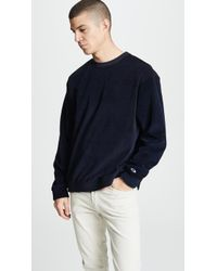 Champion - Oversized Crew Neck Sweatshirt - Lyst