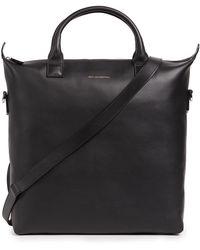 Want Les Essentiels De La Vie - O'hare Leather Shopper Tote - Lyst