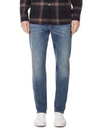 7 For All Mankind - Slimmy Jeans - Lyst