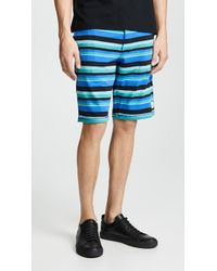 PS by Paul Smith - Jersey Shorts - Lyst