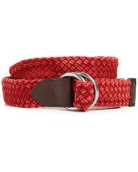 Polo Ralph Lauren - Braided Belt - Lyst