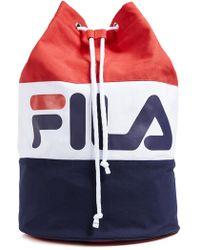 Fila - Canvas Bag - Lyst