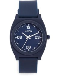 Nixon - Time Teller P Corp Watch, 39mm - Lyst