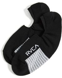 RVCA - Hidden Socks - Lyst