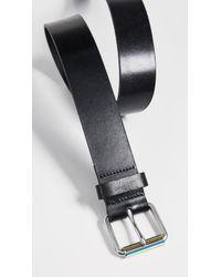 Paul Smith - Enamel Roller Buckle Belt - Lyst