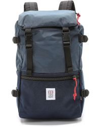 Topo Designs - Rover Pack (forest/black) Backpack Bags - Lyst