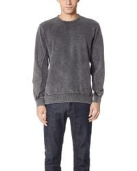 RVCA - Choppy Sweatshirt - Lyst