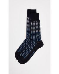 Calvin Klein - All Over Tiles Crew Socks - Lyst