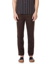De Bonne Facture - Relaxed Trousers - Lyst