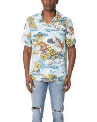 Polo Ralph Lauren - Landscape Hawaiian Shirt - Lyst