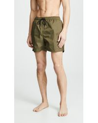 Solid & Striped - The Classic Swim Trunks - Lyst