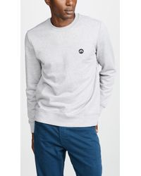 J.Lindeberg - Throw Ring Loop Sweatshirt - Lyst