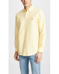 Polo Ralph Lauren - Oxford Shirt - Lyst
